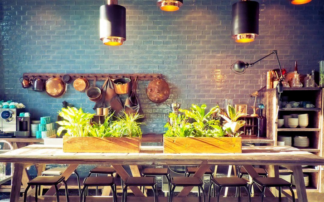 L'Urban Chic conquista il mondo della ristorazione